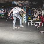 「ホームレス」「スケーター」を撤退させる『排除アート』