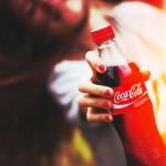 """偏見や差別をなくす""""のっぺらぼう""""の「コカコーラ」"""
