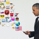 オバマ大統領も使う「絵文字会話」とは。