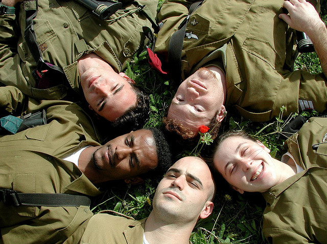 (Photo by Israel Defense Forces)