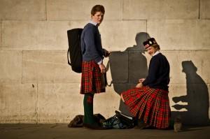 「男子のスカート」と「女子のネクタイ」が世界を優しくする