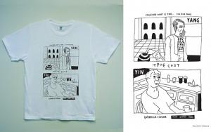 face×Aimi Odawara描き下ろしTシャツを限定生産