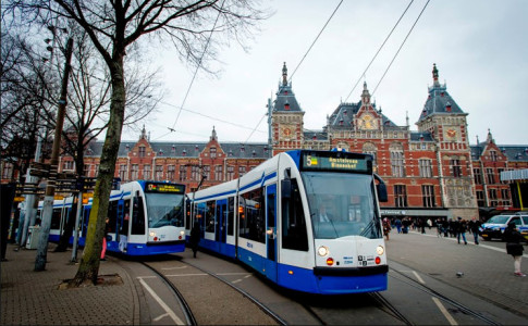 (Photo by Amsterdam Public Transport)