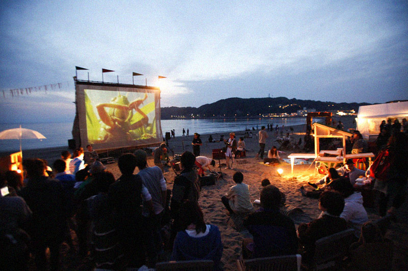 (Photo by Zushi Beach Film Festival)