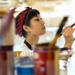 """#12 「日本を責めたいわけじゃない、でも知って欲しい」。日本にまつわる""""韓国の思想""""をアートで体現する女性 GOOD ART GALLERY"""