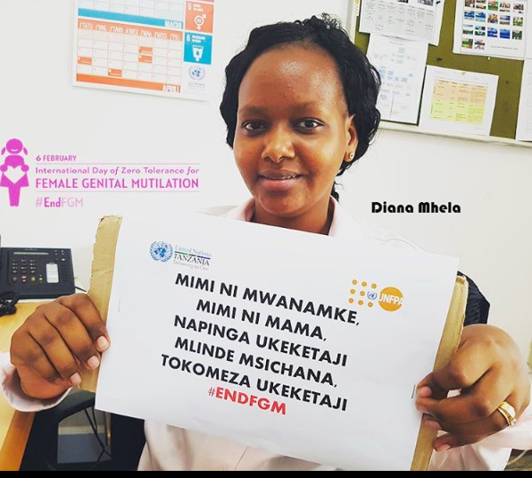 Photo by UNFPA Tanzania