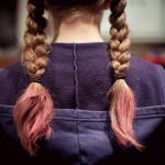"""「私の髪色は生まれつきこの色です」と証明させる""""地毛証明書""""への違和感。"""