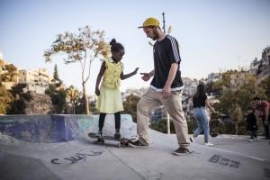 世界中のスケーターが国境を超えて集まり、ボランティアで発展途上国にスケートパークを建設し続ける理由。