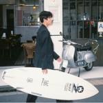 元日本代表の23歳が選んだ、競技性を求めず「独自の世界観で魅了する、プロフリーサーファーという生き方」