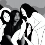 """#19「感情を""""体""""を描くことで表現する」。自身のアジア人としてのルーツを絵で模索するカナダ人アーティスト GOOD ART GALLERY"""