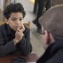 週末のNY地下鉄で会える。たった2ドルで大人の悩みを解決する「11歳の少年チーロくん」